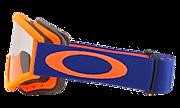 L-Frame® MX Goggles - Flo Orange Blue