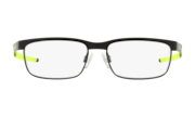 Steel Plate XS (Youth Fit) - Satin Black / Demo Lens