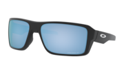 Double Edge - Matte Black / Prizm Deep Water Polarized