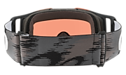 Front Line™ MX Goggles - Matte Black Speed