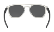 Latch™ Alpha - Matte Silver / Prizm Black Polarized
