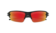 Flak® 2.0 Black Camo Collection (Asia Fit) - Black Camo / Prizm Ruby