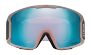 Line Miner™ Snow Goggle - Arctic Fracture Red Sea