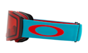 Fall Line Snow Goggle - Caribbean Sea Red