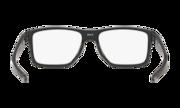 Chamfer™ Squared - Polished Black / Demo Lens