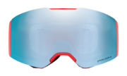 Fall Line (Asia Fit) Snow Goggles - Arctic Fracture Red Sea