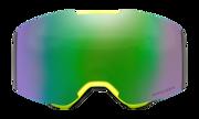 Fall Line (Asia Fit) Snow Goggles - Mystic Flow Poseidon Retina