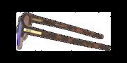 Latch™ Key L - Matte Brown Tortoise