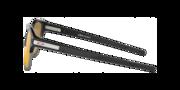 Latch™ Key L - Polished Black Ink