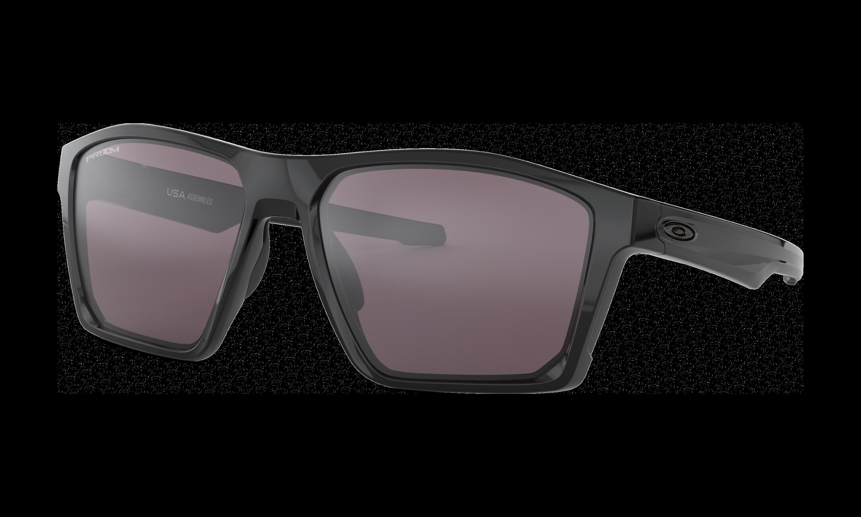 Targetline Polished Black Sunglasses | Oakley® US