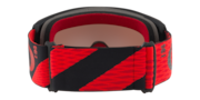 Line Miner™ XL Snow Goggles - Classic Red Black