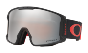 Line Miner™ Snow Goggles - Classic Red Black / Prizm Snow Black