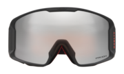 Line Miner™ Asia Fit Snow Goggles - Classic Red Black