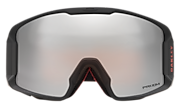 Line Miner™ (Asia Fit) Snow Goggles - Classic Red Black