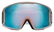 Line Miner™ (Asia Fit) Snow Goggles - Arctic Fracture Red Sea