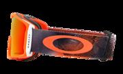 Line Miner™ Asia Fit Snow Goggles - Mystic Flow Neon Orange