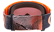 Airbrake® XL (Asia Fit) Snow Goggles - Mystic Flow Neon Orange