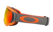 Canopy™ (Asia Fit) Snow Goggles - Dark Brush Orange