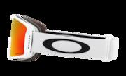 Line Miner™ XM Snow Goggles - Matte White / Prizm Snow Torch Iridium