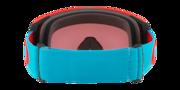 Line Miner™ M Snow Goggles - Caribbean Sea Red