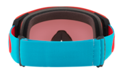 Line Miner™ XM Snow Goggles - Caribbean Sea Red