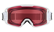 Line Miner™ (Youth Fit) Snow Goggles - Matte White