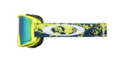 Line Miner™ (Youth Fit) Snow Goggles - Arctic Fracture Retina