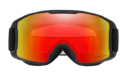 Line Miner™ (Asia Fit) Snow Goggles (Youth Fit) - Matte Black