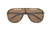 Outpace - Matte Brown Tortoise