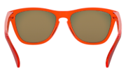 Frogskins™ (Asia Fit) - Matte Red Translucent Orange