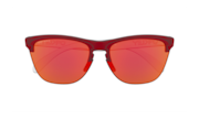 Frogskins® Lite Grips Collection - Matte Translucent Red