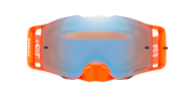 Front Line™ MX Goggles - Troy Lee Designs Metric Red Orange
