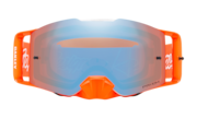 Front Line™ MX Goggle - Troy Lee Design Metric Red Orange