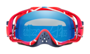 Crowbar® MX Goggles - Troy Lee Design Metric Red White