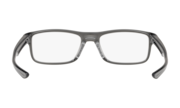 Plank 2.0 - Polished Grey Smoke / Demo Lens