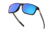 Holbrook™ Mix Prizm™ Sapphire Polar Collection - Matte Black Tortoise