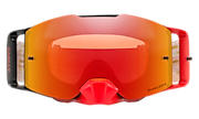 Front Line™ MX Goggles - Equalizer Red Yellow