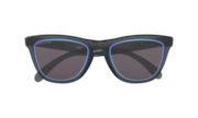 Frogskins® Fire and Ice Collection - Matte Crystal Black / Prizm Grey