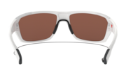 Split Shot - Polished White / Prizm Deep Water Polarized