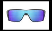 Ridgeline - Matte Grey Smoke / Prizm Sapphire Polarized