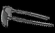 Gauge 8 - Polished Black