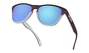 Frogskins® - Black Pink Fade Silver