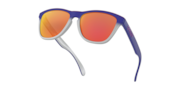 Frogskins™ - Pink Blue Fade Silver