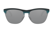 Frogskins® Lite Splatterfade Collection - Black Teal Fade Silver