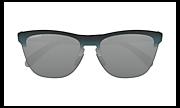 Frogskins™ Lite - Black Teal Fade Silver
