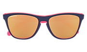 Frogskins™ - Translucent Neon Pink
