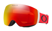 Flight Deck™ XM Snow Goggles - Red Black