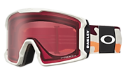 Line Miner™ Snow Goggles - Neon Orange Camo