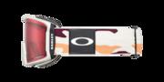Line Miner™ XL Snow Goggles - Neon Orange Camo
