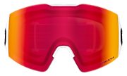 Fall Line XL Snow Goggles - Matte White
